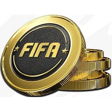 Fifa 21 coins monety 10K +5% PC