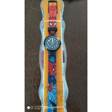 Zegarek  Swatch Flik Flak Spiderman