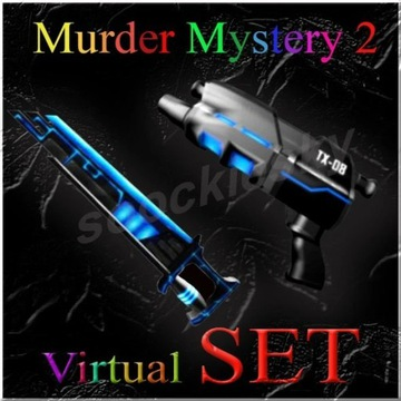 ROBLOX Murder Mystery 2 Virtual SET