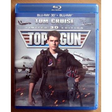 Top Gun 3D i 2D - Blu-ray
