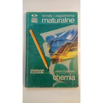 Tematy i zagadnienia maturalne chemia Anna Dominia
