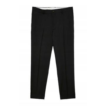 Spodnie Męskie ZARA CHINOSY CASUAL Slim 46 Czarne