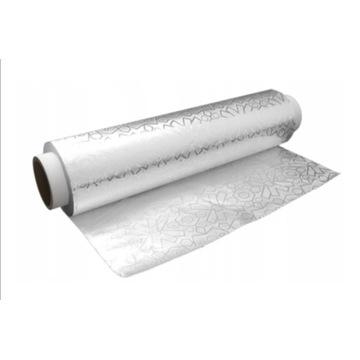 Folia aluminiowa gruba z mikro tłoczeniem 0,9