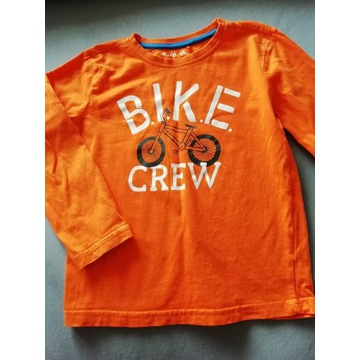 Koszulka z długim rękawem 122 dla chłopca 5.10.15