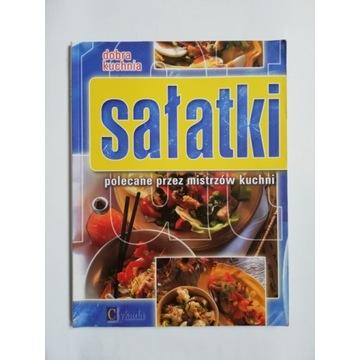 SAŁATKI Mistrzów Kuchni Przepisy Książka kucharska