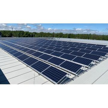 Instalacja Fotowoltaiczna-Zestaw  50 kW z Montażem