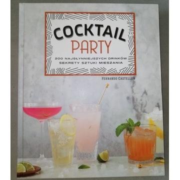Coctail Party 200 najsłynniejszych drinków