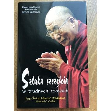 Sztuka szczęścia w trudnych czasach Dalajlama, How