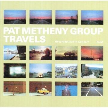 PAT METHENY GROUP 'Travels' (2 CD, ECM)