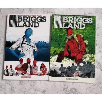 Briggs Land 1-2 - Brian Wood