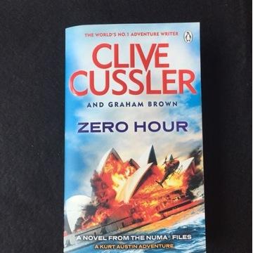 Zero Hour Cussler Clive ,Brown Graham