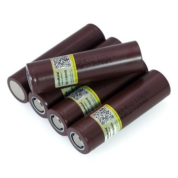 Akumulator 18650, ogniwo, diy, vape