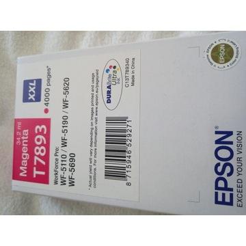 Tusz Epson Magenta T7893 xxl