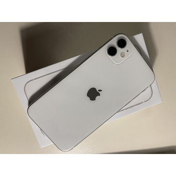 iPhone 11 biały 64 GB