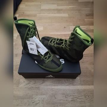 Buty bokserskie adidas Box Hog 3
