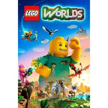LEGO WORLDS STEAM PC PL KOD/KLUCZ