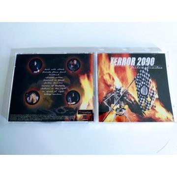 "TERROR 2000 - ""Faster Disaster""  CD"
