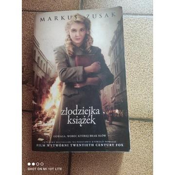 Złodziejka książek Marcus Zusak
