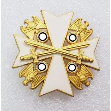 Order Zasługi Niemieckiego Orła - z Mieczami