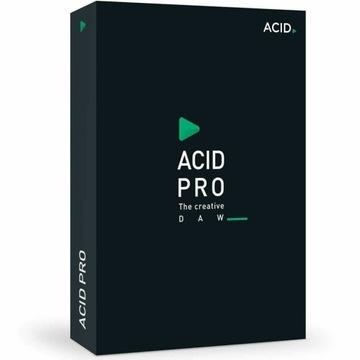 MAGIX Acid Pro 10 Oparte na pętli oprogramowanie