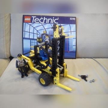 LEGO TECHNIC 8248 instrukcja
