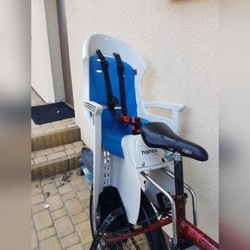 Fotelik rowerowy Hamax Smiley