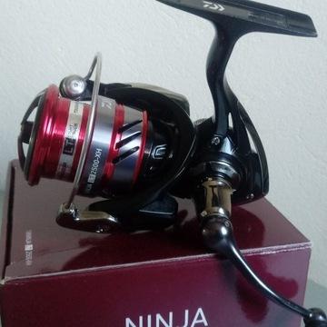 Kołowrotek DAIWA NINJA LT2500-XH