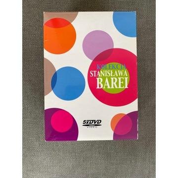 Kolekcja Stanisława Barei - 5 płyt DVD