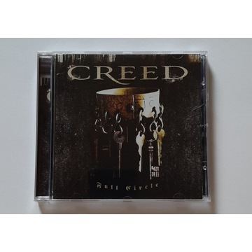 "CREED ""Full Circle""  CD"