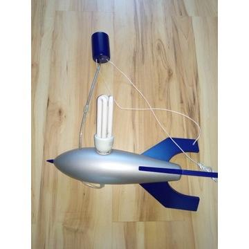 Lampa sufitowa rakieta