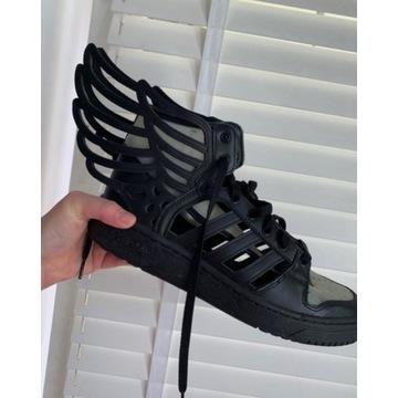 Adidas x Jeremy Scott 43 1/3 buty ze skrzydłami