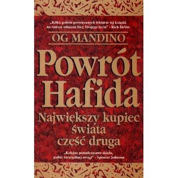 Powrót Hafida - największy kupiec świata Mandino
