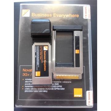 Modem Novatel Merlin XU870 3G+ PCMCIA/Express Card