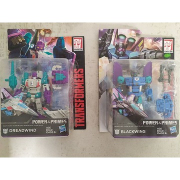 Transformers Dreadwing i Blackwing