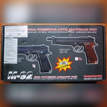 Beretta M92 - Ideał + Super zestaw!