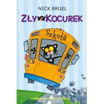 Książka Zły Kocurek: szkoła