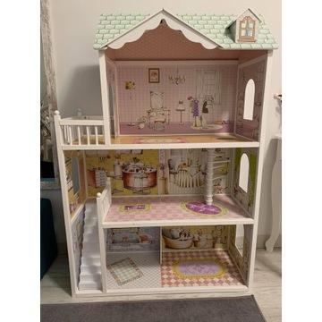 Domek dla lalek- Duży - EcoToys