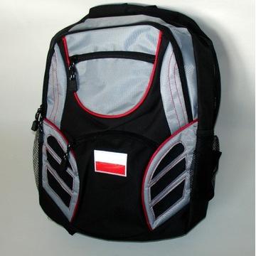 Plecak sportowy / turystyczny / miejski / szkolny