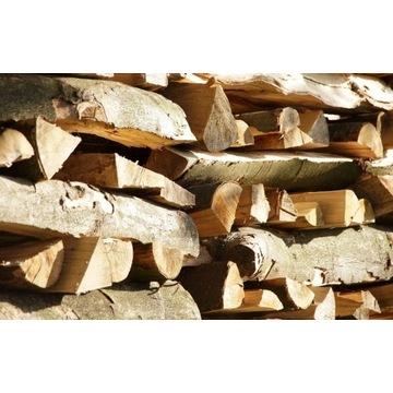 Drewno opałowe - Luboń - Sezonowane różne gatunki