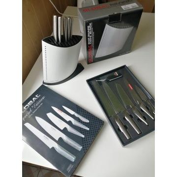 Zestaw profesjonalnych noży Global
