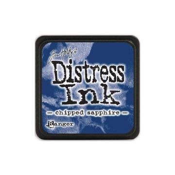Distress Ink - tusz - Chipped Sapphire