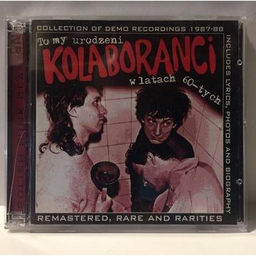 Kolaboranci - To My Urodzeni W Latach 60-tych 2CD