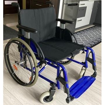 Wózek inwalidzki Otto Bock XXL2 180 kg, aluminium
