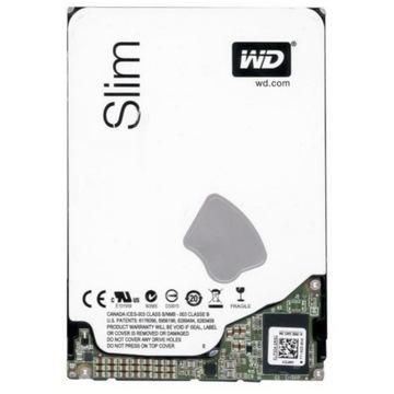 WD Black WD10S21X 1TB+8GB SSD 1 sektor niestabilny