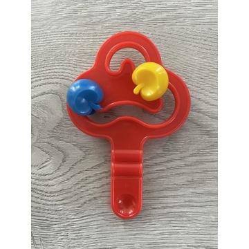Zabawka niemowlęca jabłoneczka, grzechotka 6m+