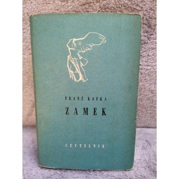 ZAMEK Franz Kafka DLA KOLEKCJONERÓW