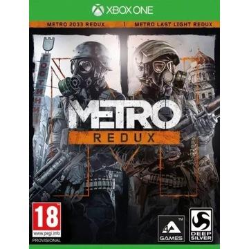 Metro 1 + 2 - Xbox360/One