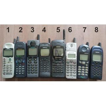 Stary  telefon Komórkowy NOKIA motorola Sony