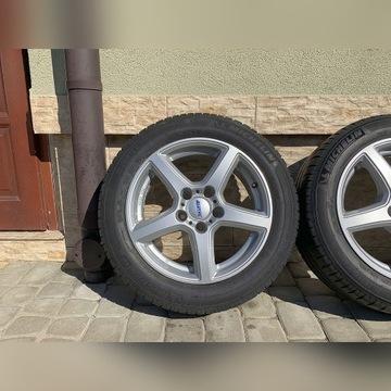 Koła 5x112 R16 Alutec / 7,5J / ET 37 / VW / Audi