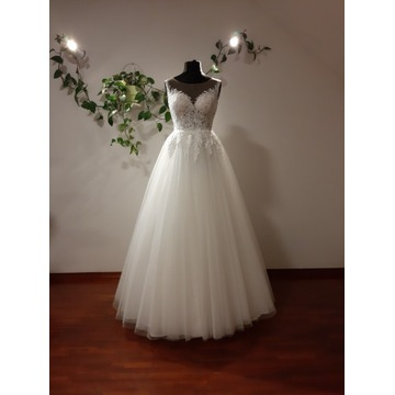 Ślubna sukienka